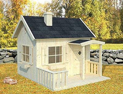 Allwood Playhouse Discovery | 38 sqf