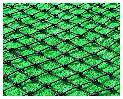 Safety Net for Kids,Balcony Decor Net Protection Fence for Children Climbing Woven Rope Truck Cargo Trailer Netting Net Mesh Rail Banister Stair Nets,for Playground Children Decoration Outdoor Yard