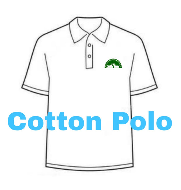 Polo Shirt Short Sleeve Cotton