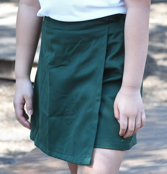 Skort Bottle Green