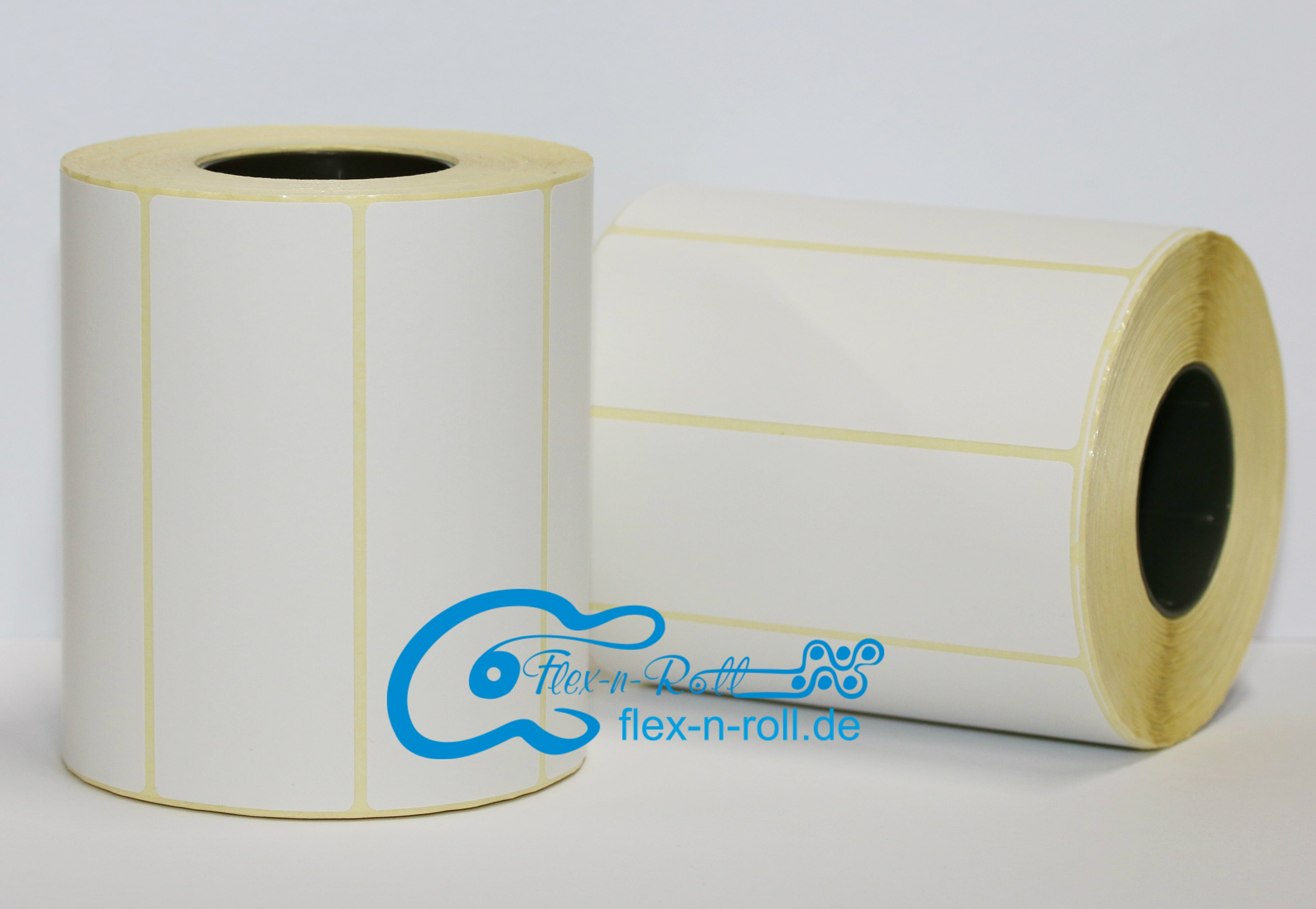 Etiketten Thermotransfer Vellum 40x10
