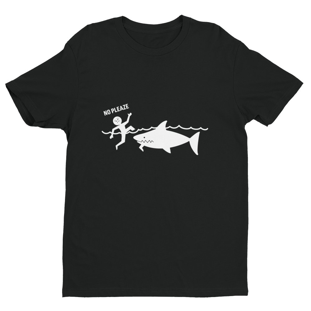 Shark Bite Short Sleeve T-shirt