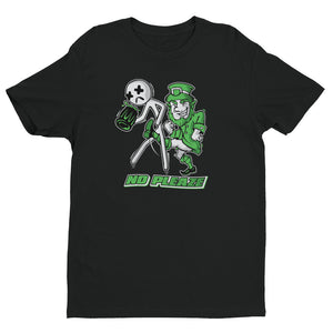 Leprechaun Dark Short Sleeve T-shirt