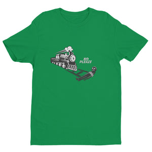 Train Crusher Short Sleeve T-shirt