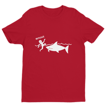 Load image into Gallery viewer, Shark Bite Short Sleeve T-shirt