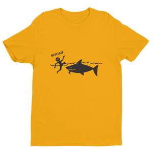 Shark Bite Short Sleeve shark T-shirt