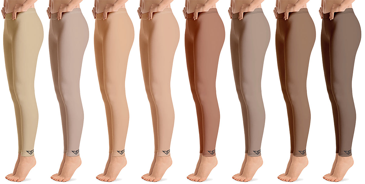 Women's Nude Leggings