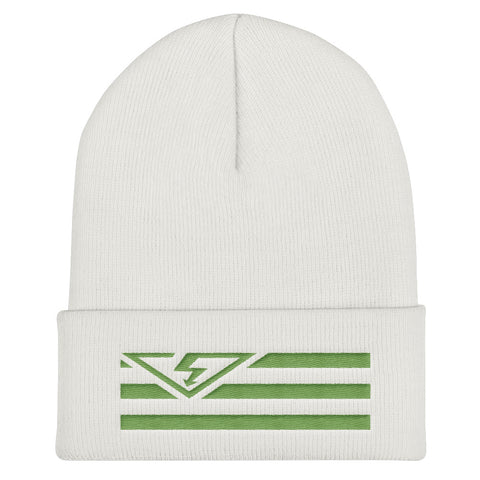 VS FLAG Kiwi Threads Cuffed Beanie