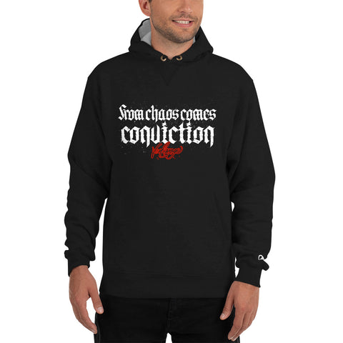 BlackLetterRitual Conviction Champion Hoodie