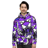Savage Tiger Purple Unisex Hoodie