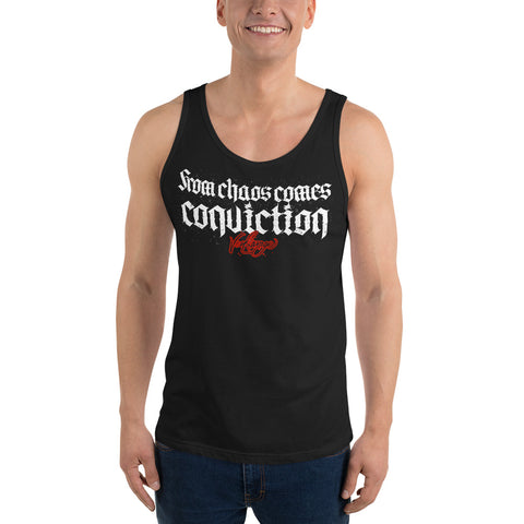 BlackLetterRitual Conviction Unisex Tank Top