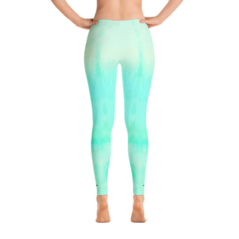 Von Savage Ombre SeaFoam Leggings