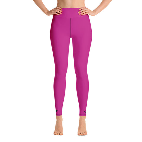 Yoga Leggings Magenta
