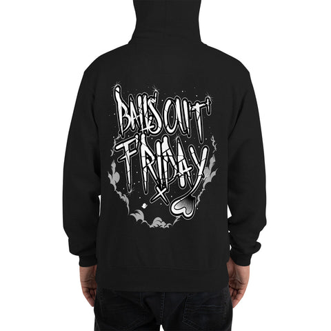 BALLS OUT FRIDAY Champion Hoodie