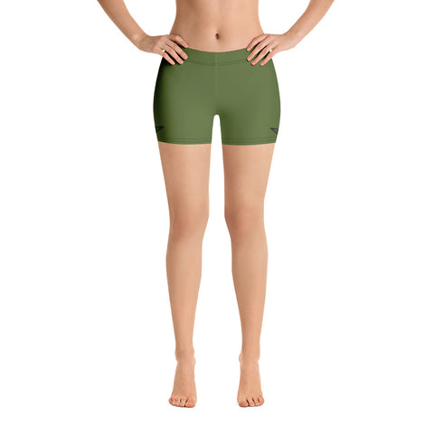 VonSavage Olive Drab Shorts