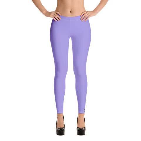 VonSavage Lavender Full Length Leggings