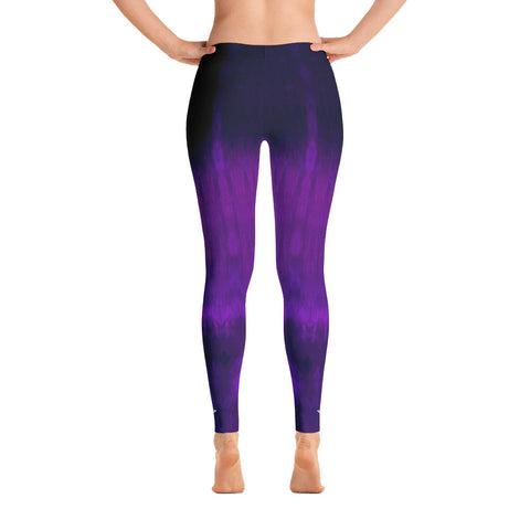 Von Savage Ombre Purple Leggings