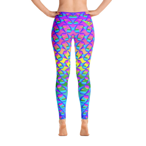 Magic Rainbow Color 1 Leggings