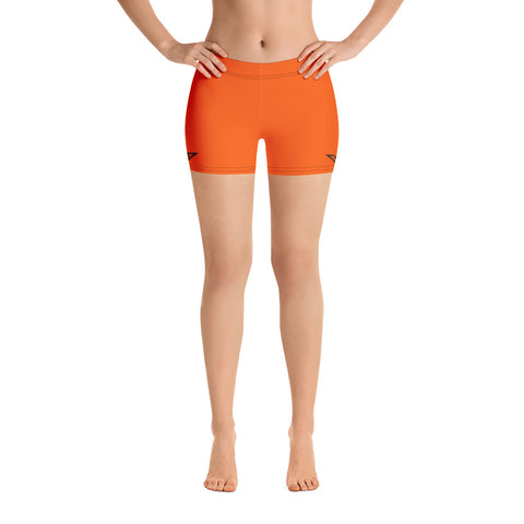 VonSavage Orange Shorts