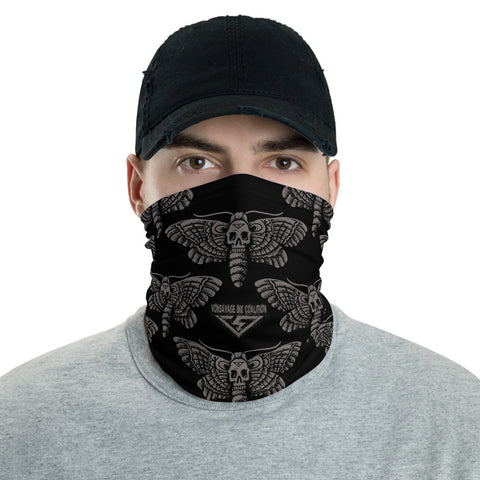 Death Moth Neck Gaiter