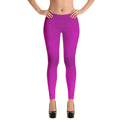 Von Savage Ombre Pink Leggings