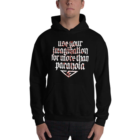 BlackLetterRitual Paranoia Hooded Sweatshirt