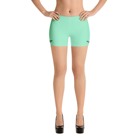 VonSavage Mint Shorts