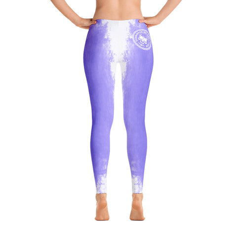Destroy Lavender/White Insignia Leggings