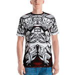 Rik Sharp Skull and Dagger Men's T-shirt