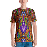 Todd Boling BioMech Orange Men's T-shirt