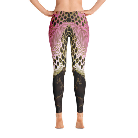 Adam O'Brien Neapolitan Bat Leggings