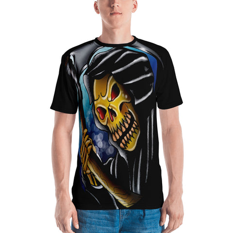 Rik Sharp Grim Reaper OG Men's T-shirt
