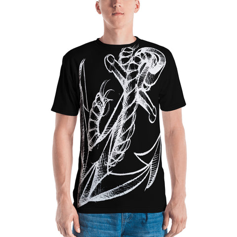 Jeremy Harburn Anchor Men's T-shirt