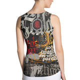 BlackLetterRitual Paranoia Tank Top