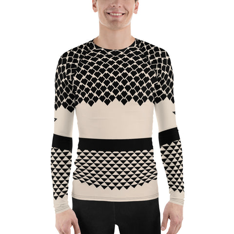 Polynesian Men's Rash Guard