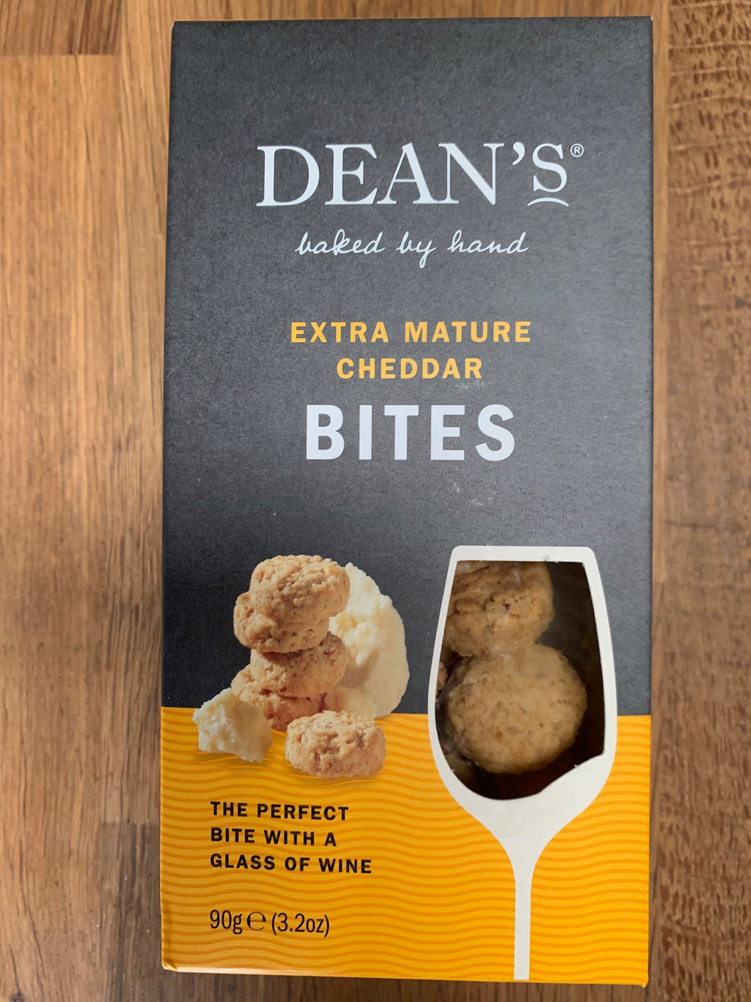 Dean's Extra Mature Cheddar Bites 90g
