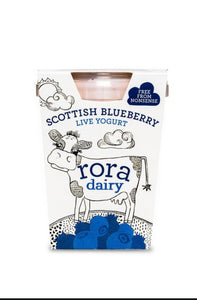 Rora Dairy - Blueberry Yogurt