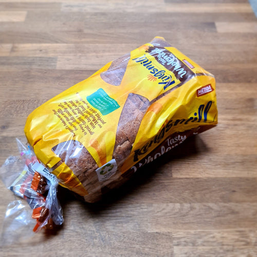 Watson's Veggies - Medium Loaf - Brown