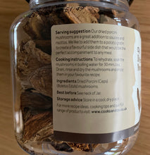 Load image into Gallery viewer, Cooks & Co Dried Porcini Mushrooms 40g