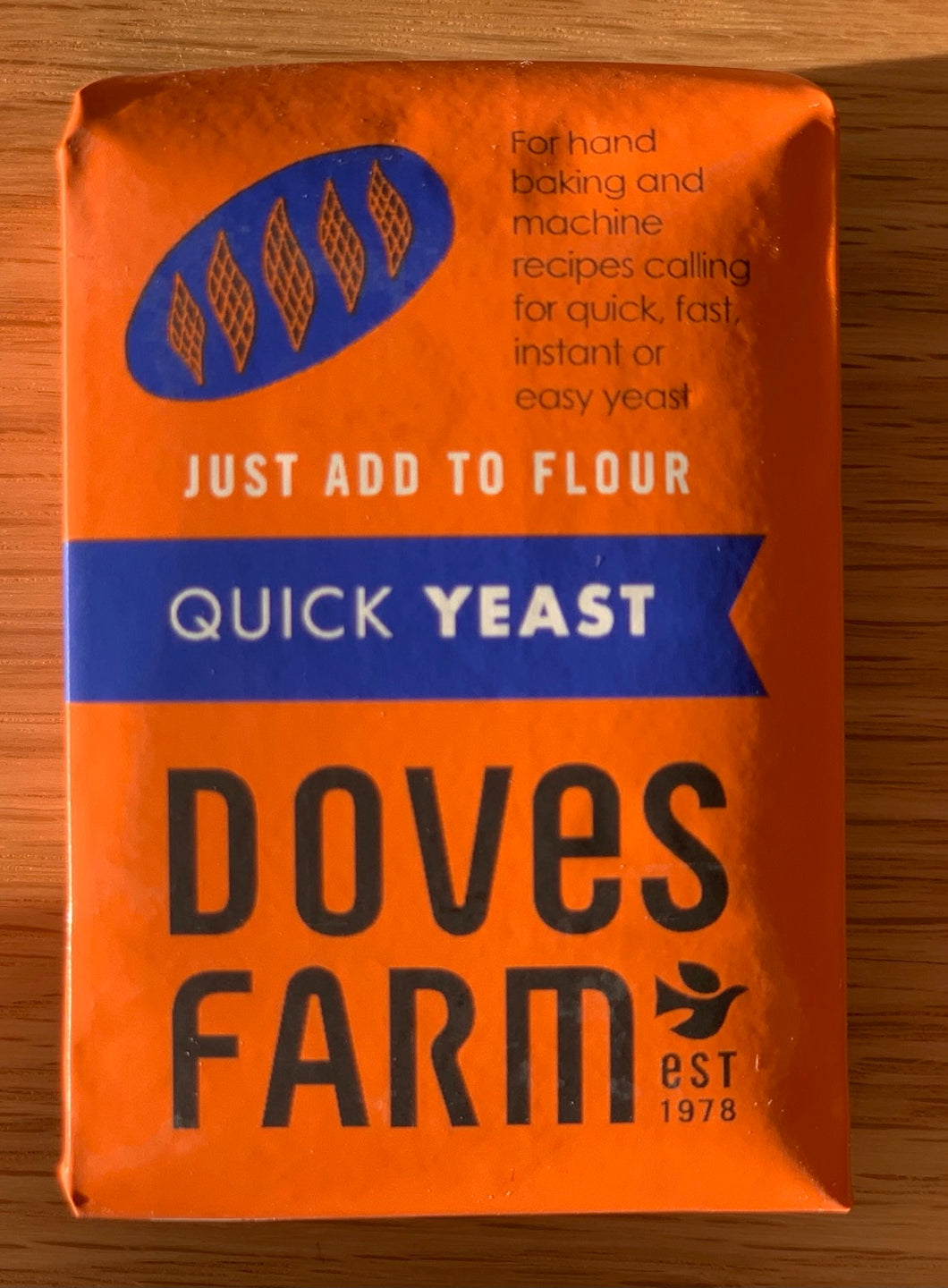 Doves Farm - Quick Yeast