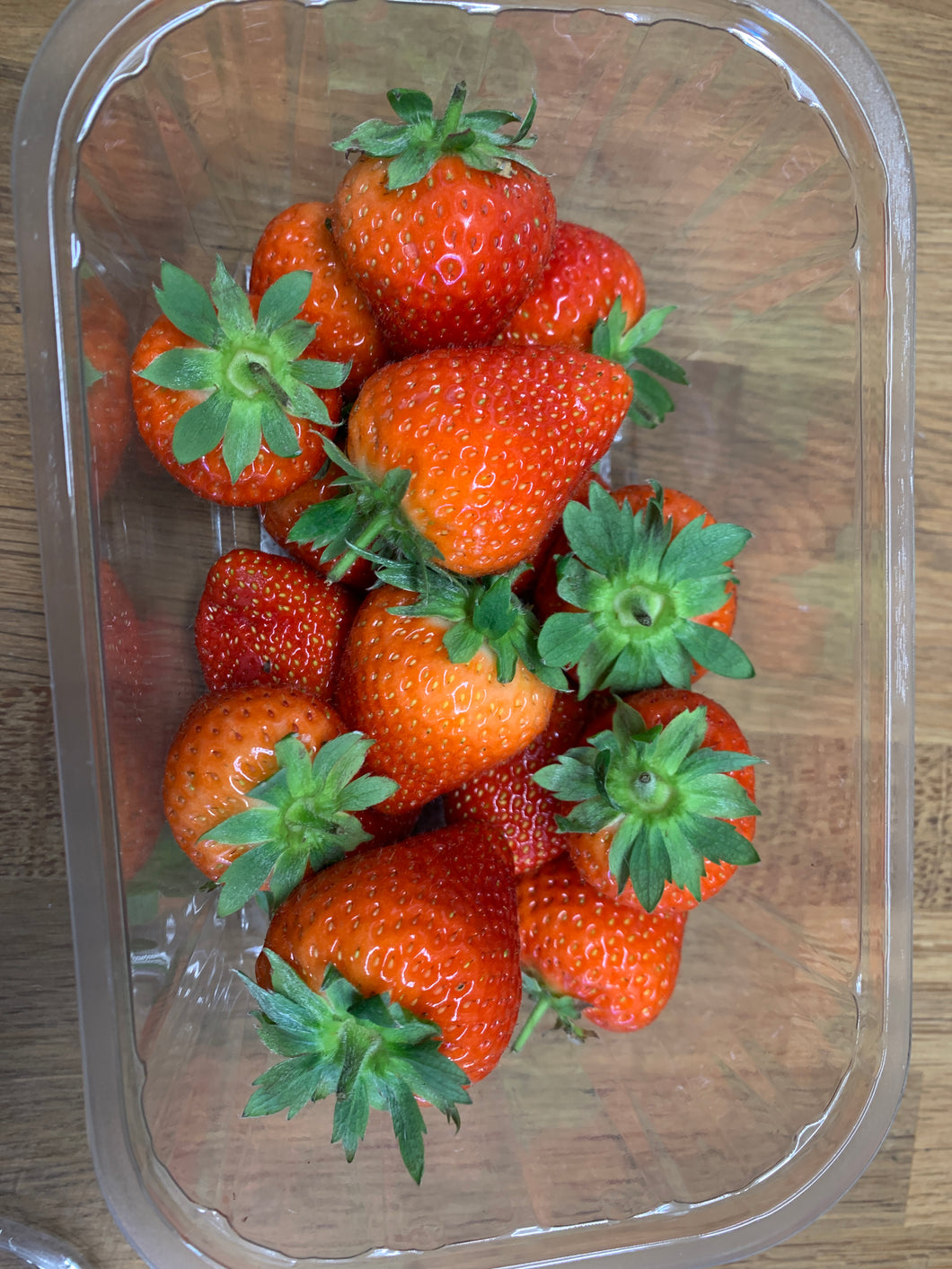 Strawberries (per punnet)