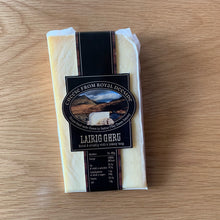 Load image into Gallery viewer, Lairig Grhu Cheese (Approx 200g)