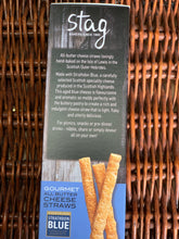 Load image into Gallery viewer, Stag Dunlop Strathdon Blue Cheese Straws 100g