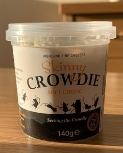 Highland (skinny) Crowdie Cheese (approx 140g)