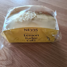 Load image into Gallery viewer, Nevis Bakery - Lemon Fudge Cake (360g)