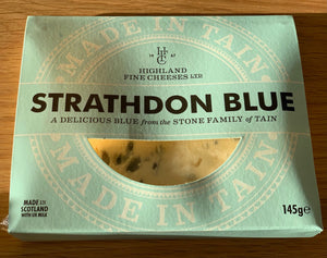 Strathdon Blue Cheese (approx 145g)