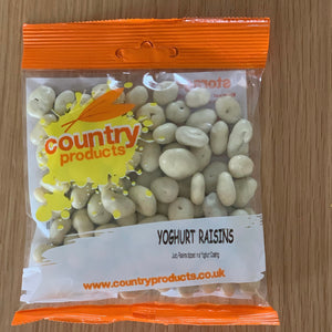 Yoghurt Raisins - Country Products 100g