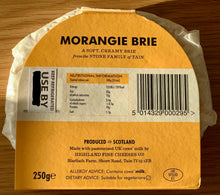 Load image into Gallery viewer, Morangie Brie (approx 250g)
