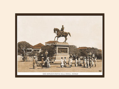 King Edwards Statue (Kala Ghoda)