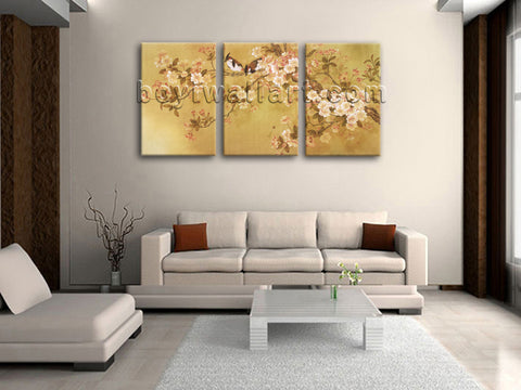 Abstract wall art